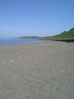 綺麗な海と