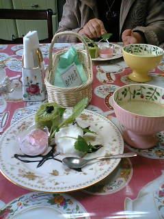 また 喫茶 花に行ってきました